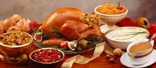 Free Thanksgiving Day Lunch on Thanksgiving Day