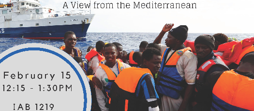 The Politics of Search and Rescue Operations: A View from the Mediterranean