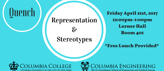 LGBTQ @ Columbia Presents: Quench- Representation and Stereotypes
