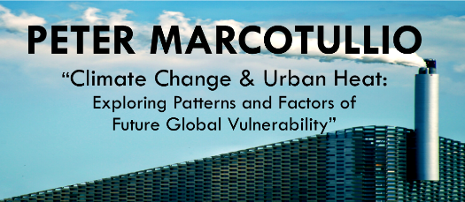 CGT Lunchtime Seminar with Peter Marcotullio: