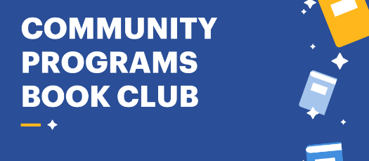 Community Programs: November Book Club