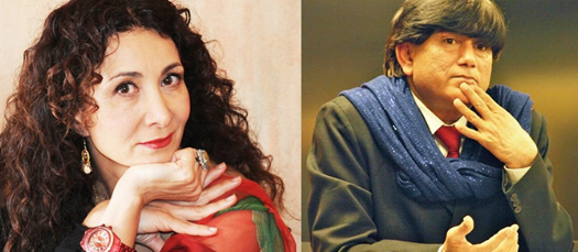 The Global Poets Series: Sholeh Wolpe & Yuyutsu Sharma
