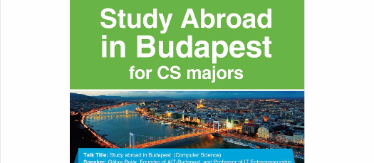 Study CS in Budapest - AIT Program Visit