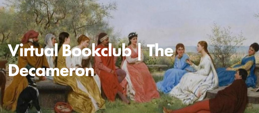 Core Conversations Virtual Bookclub | The Decameron