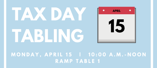 Tax Day Tabling