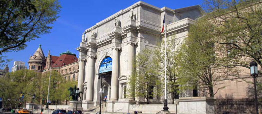 CCYA Hack the Museum: American Museum of Natural History
