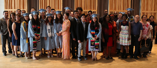First Generation graduation for Undergraduates