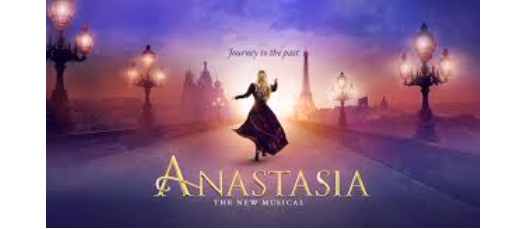 Urban NY First-Year Fall Lottery: Anastasia the Broadway Musical