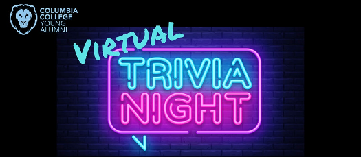 CCYA Virtual Trivia Night, Hosted by TriviaNYC