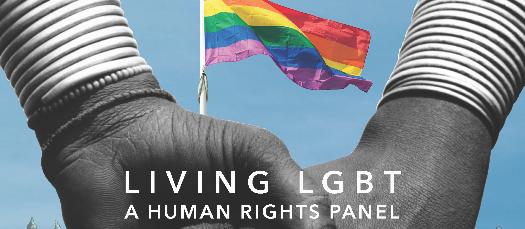 Living LGBT: A Human Rights Panel