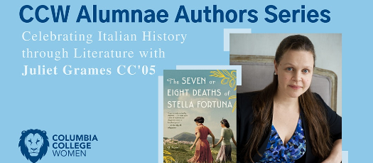 Celebrating Italian History Through Literature with Juliet Grames CC