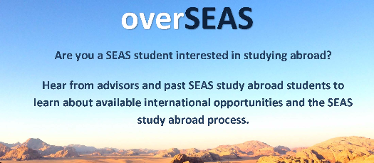 OverSEAS: Study Abroad for Engineers