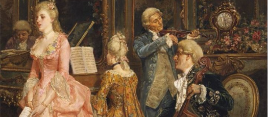 Spring Music Humanities Mini-Core Class: Masterpieces of Western Music, Revisited Session 2